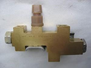 Combination-valve