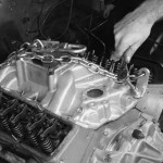 Removal and Replacement of Engine