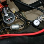 Mechanical Fuel Pump Installation