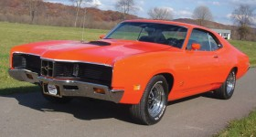 1970 Cyclone GT