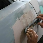 Bodywork: Filling And Sanding