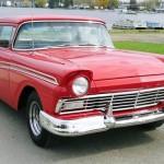 1957 Ranchero Double Feature