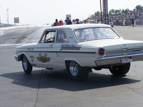 1964 Fairlane 427 High Riser The Thunderbolt Ford Pit Stop