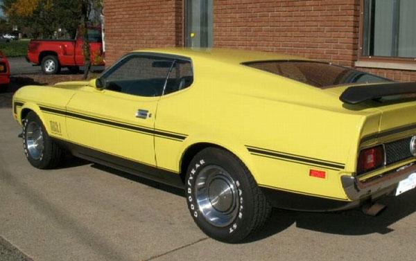 1971-Mustang-Mach-1