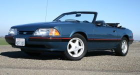 Customer Ride: 1987 Ford Mustang LX 2.3L